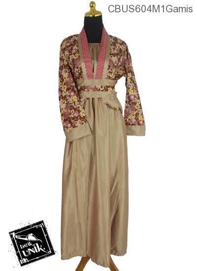 Sarimbit Gamis Gamis sarimbit gamis motif godhong keyong tumpal gamis batik murah batikunik