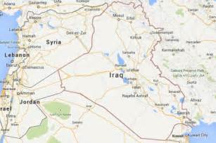 Map Of Syria And Iraq by Kurds Languishing In Syria And Iraq Inserbia News
