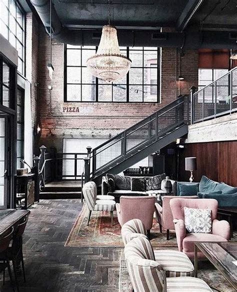 industrial home interior industrial to industrial chic