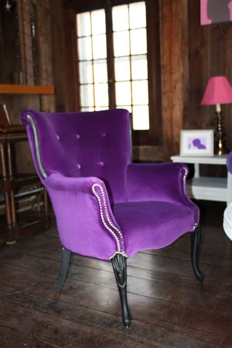purple velvet armchair purple velvet armchair a interior design
