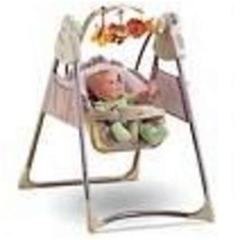 fisher price electric baby swing fisher price power plus swing 283331 reviews viewpoints com