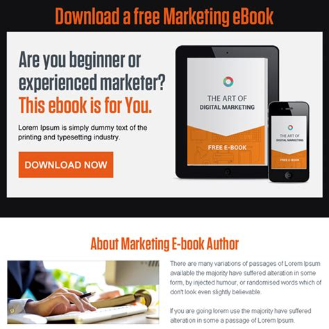 download hair again ebook free e book ppv landing page design templates for online e book