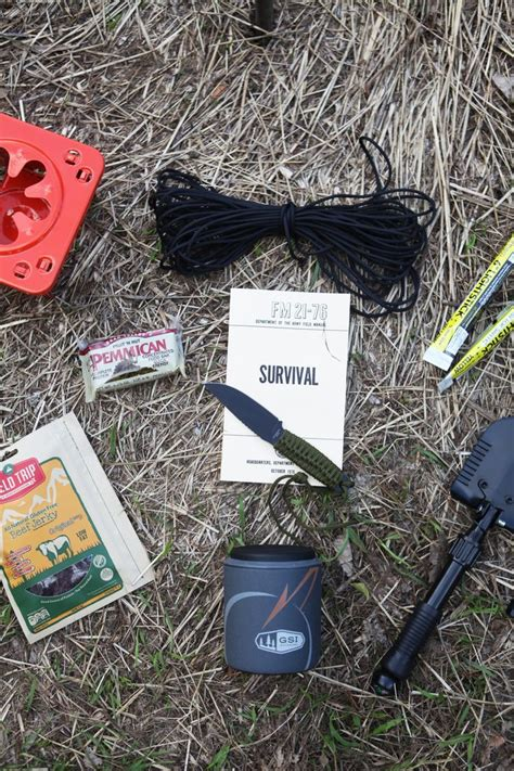 the outdoor crate is perfect for the survival nerd in your