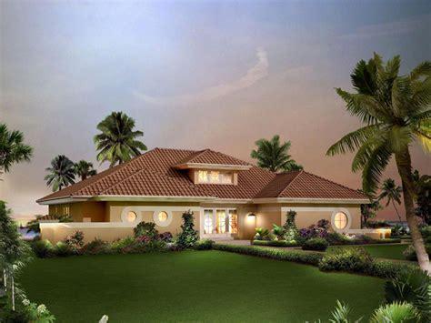 Tampa Springs Sunbelt Home Plan 007D 0219   House Plans