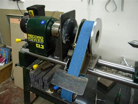 bench grinder sander attachment lathe attachment for bench grinder multi tool micro shop