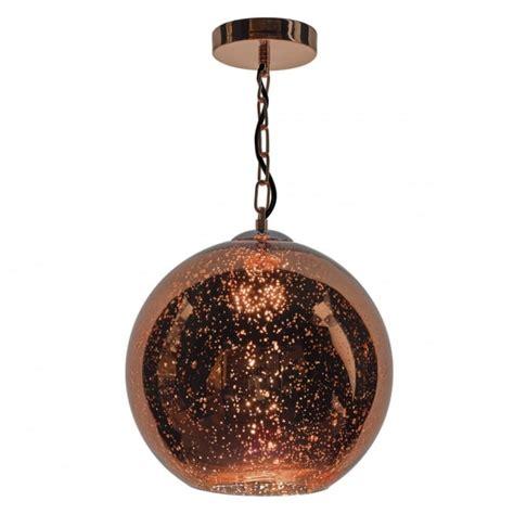 pendant globe lights a decorative dappled copper glass globe ceiling pendant