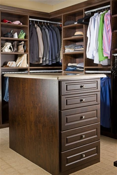 Walk In Closet With Center Island by Center Island For Closet Home