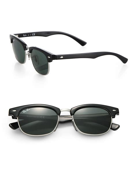 Jual Rayban Clubmaster Black ban square clubmaster