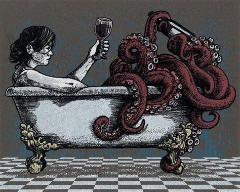 octopus in bathtub 25 best ideas about octopus mermaid on pinterest siren tattoo octopus and mermaid