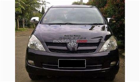 Pangkon Transmisi Innova Diesel jual toyota innova g diesel 2008 hitam mt terawat baik modifikasi jual beli