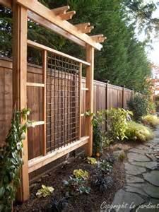 25 best ideas about garden trellis on pinterest trellis building a simple grape arbor weed em amp reap