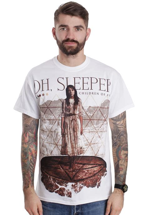 Oh Sleeper by Oh Sleeper Children Of White T Shirt Official