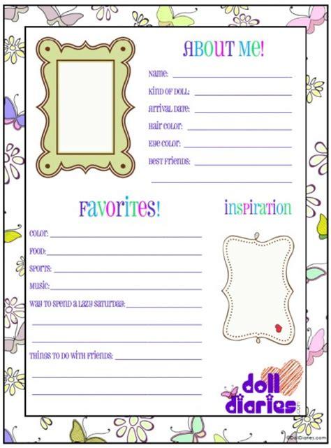 American Doll School Worksheets american doll printables