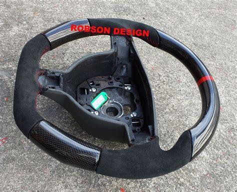 porsche steering wheel porsche 997 911 987 steering wheel robson design carbon