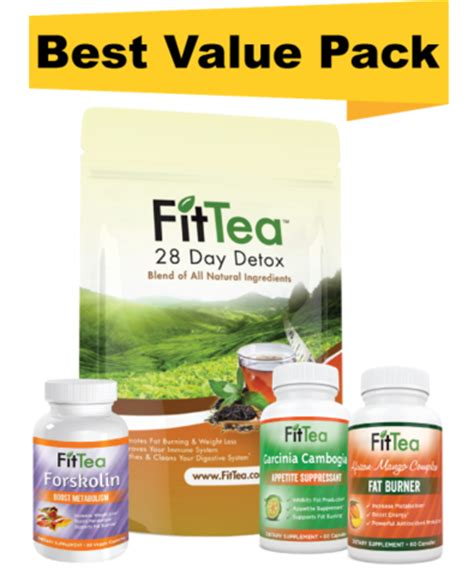 Where Can I Buy Fit Tea 28 Day Detox by Fit Tea Pack