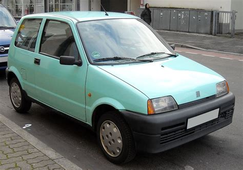 Fiat Pronunciation by Fiat Cinquecento
