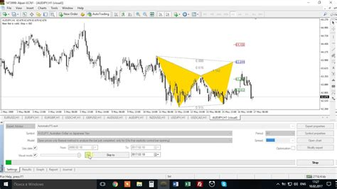 automatic pattern finder meet automatic pattern search expert advisor youtube