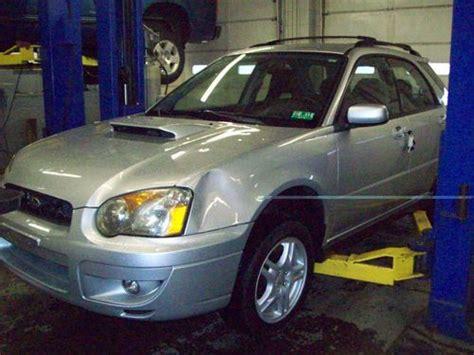 find used 2004 subaru impreza wrx all wheel drive turbo 5 speed manual in connellsville