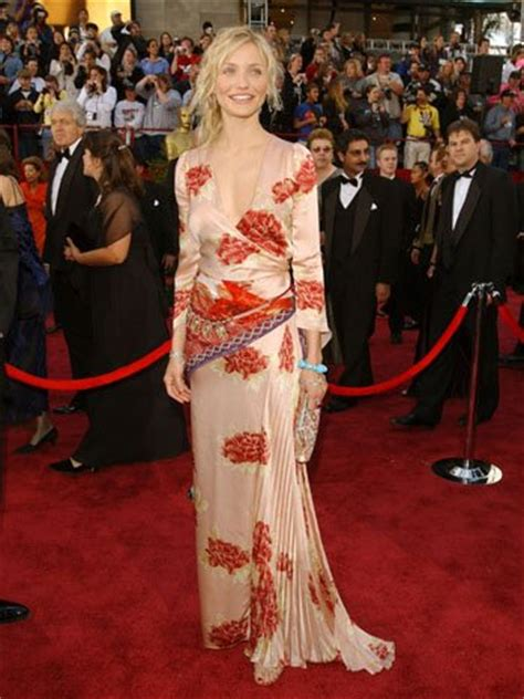 Oscars Liveblog Cameron Diaz And Hudson by Hudson Oscar Dress 2013 Pictures