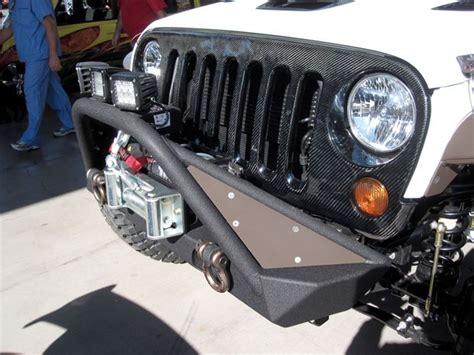 Carbon Fiber Jeep Road Race Motorsports Carbon Fiber Jeep Jk Wrangler Grill