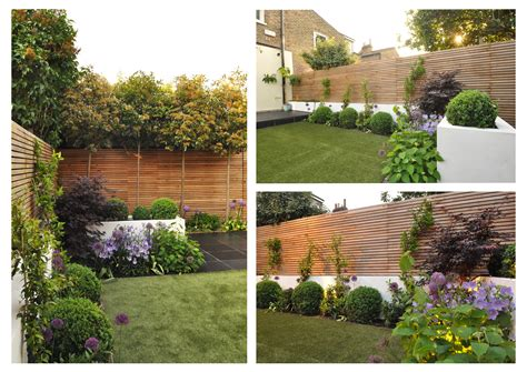 Contemporary London Garden Two Patio Design Patio Lights Uk