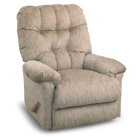 lumbar support recliner