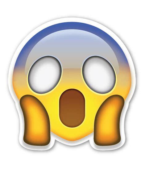 scream film emoji bucket hat emoji