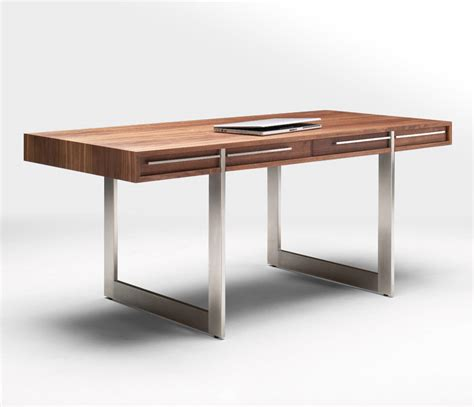 modern office desk wood is a material and varies
