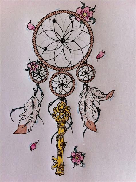 cute dreamcatcher tattoos 17 best ideas about dreamcatcher tattoos on