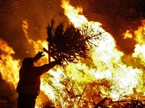 2 palestinians arrested for christmas tree arson in the