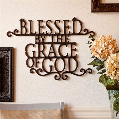 Religious Home Decor | blessings unlimited giveaway christian home decor