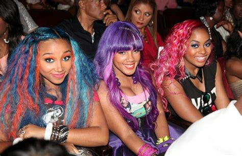 Omg Girlz Hairstyles by The Gallery For Gt Zonnique Pullins And Bahja Rodriguez 2014