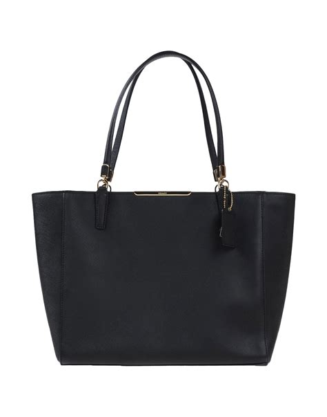 Handbag Black coach handbag in black lyst