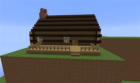 when was the first house built any s first house ever built minecraft project