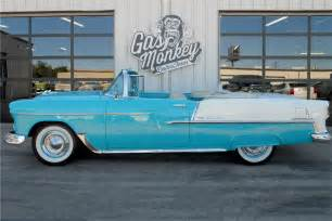 1955 chevrolet bel air convertible 195855
