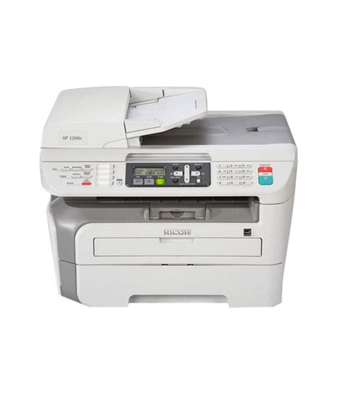 Printer Laser Jet Ricoh ricoh aficio sp 1200s multifunction printer buy ricoh aficio sp 1200s multifunction printer