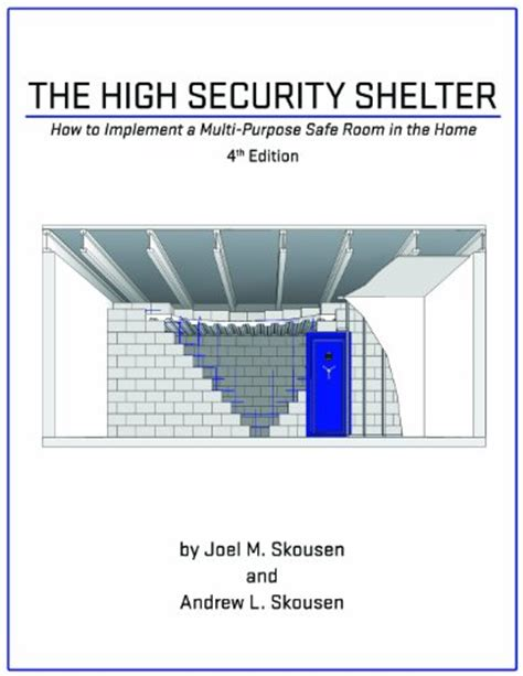free pdf the high security shelter how to implement a