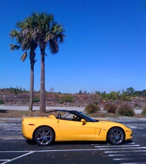 hertz corvette convertible going home again 96 hours in fort lauderdale florida