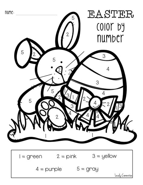 easter coloring pages by numbers 12 best easter coloring pages group board images on