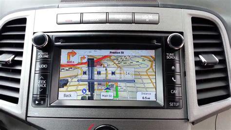 2013 2014 2015 toyota venza gps navigation upgrade