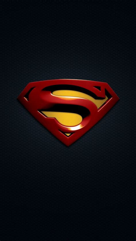 superman logo minimal  wallpaper superman