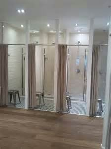 Unisex Communal Showers by Xtendbarre A Hoppers Guide To