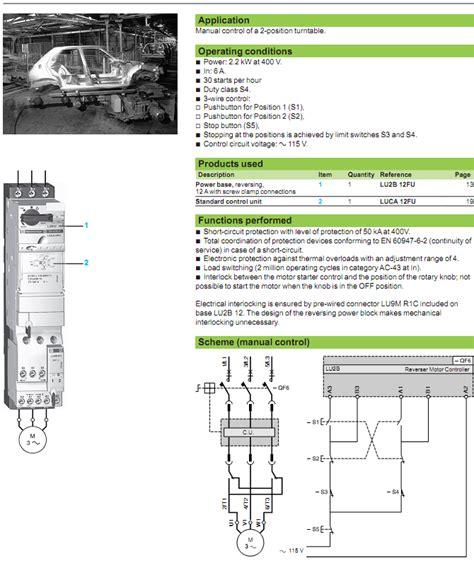 tesys   control engineering schneider electric inverter