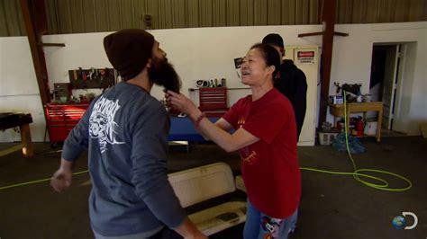 Sue From Gas Monkey Garage by Sue Rawlings Gas Monkey Www Imgkid The Image Kid