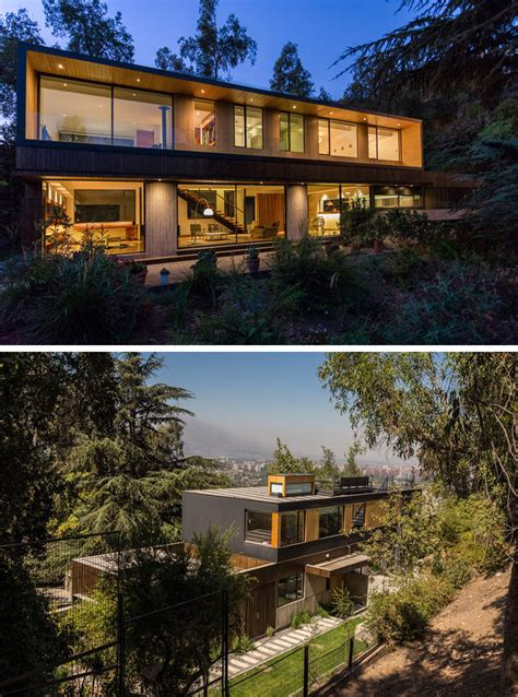 the modern house 18 modern houses in the forest contemporist