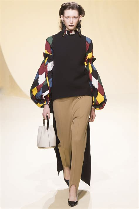 Legging Etnik marni fall 2016 ready to wear collection vogue