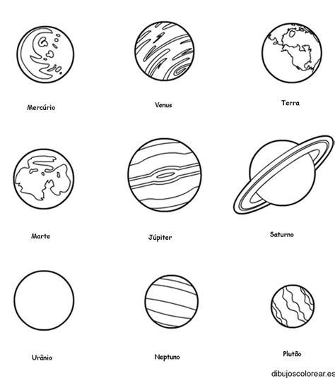 imagenes extrañas de los planetas las 25 mejores ideas sobre planetas para colorear en