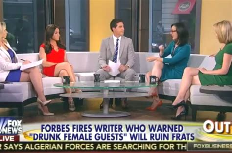 hair stylist for fox friends news cast fox news hosts agree with disgraced forbes columnist