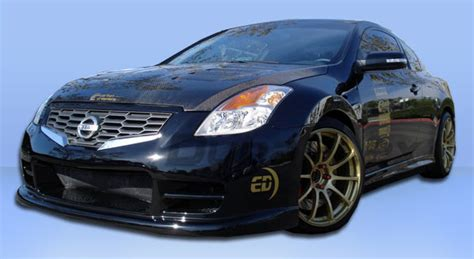 Nissan Altima Coupe Kit by 08 09 Nissan Altima Coupe Gt Concept Complete Kit 4pc
