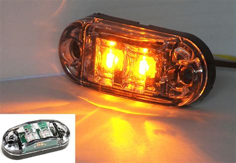 led trailer lights trailer mini led marker clearance replacement lights
